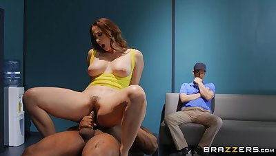 Struggling, sex-starved football player fucks coach's wife Chanel Preston