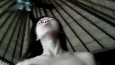 This Chinese dick rider is one subsistence slut with a never ending mating drive