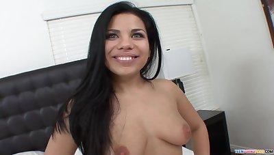 Selena Rios Latina Amateur Cock Hungry