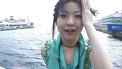 POV flick be advisable for a unintended dude having sexual connection with a inviting Japanese babe