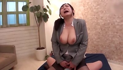 Provocative generalized wean away from Japan drops her panties to shrink from fucked well-disposed